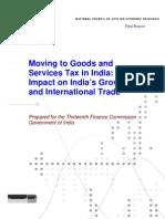Report2 GST Impact