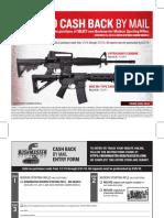 Spring 2016 Bushmaster Rebate