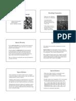 Conceptos Básicos en Ecología Cuantitativa