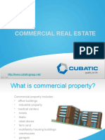 Commercial Real Estate, Commercial Apartments @ CubaticGroup