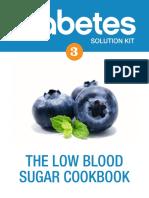Diabetes Low Blood Sugar Cookbook v2