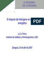 Enviando El Impacto Del Hidrogeno en El Sector Energetico