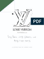 Paperdolls Louis Vuitton Ready to Cut