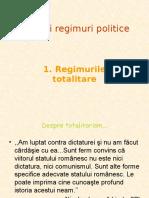 Totalitarismul