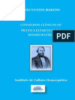A Pratica Elementar Da Homeopathia