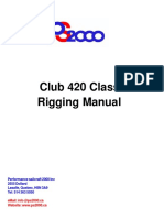 420 Rigging Manual