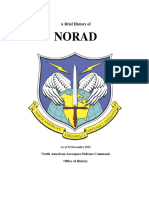 A Brief History of NORAD