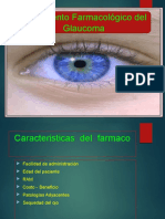 Glaucoma Tto