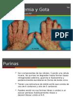 Hiperuricemia y Gota