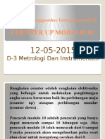 Counter Up Modulo 10