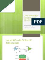 Comunicacion Serial RS-232, RS-422 & RS-485