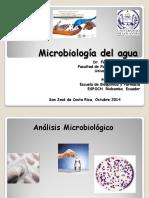 Clase 2 Métodos Fisicoquímicos y Microbiológicos Para Garantizar La Calidad Del Agua