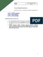 Annex 3 Technical Details