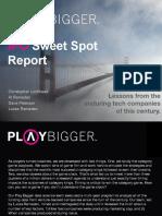 Play Bigger Ipo Sweet Spot Report