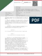 Ds 38 de 2005 Minsal Actualizado