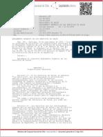 Decreto 140 21 ABR 2005 Actualizado