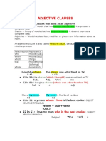 Adjective Clauses3