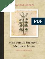 Man Versus Society in Medieval Islam