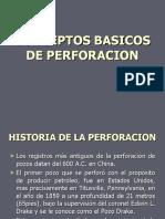 Tema 1 - Conceptos Básicos de Perforación
