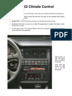Audi S2 Climate Control Min