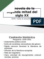 La Novela de Posguerra
