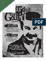 Reseña Gerardo Gatti