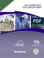 2016 Connecticut Civic Health Index