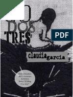 Uno, dos, tres, de Claudia García