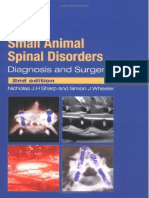 Small Animal Spinal Disorders (Second Edition)