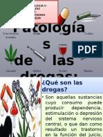 Patologias de Las Drogas
