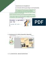 Cómo Utilizar Las Presentaciones de GoogleDocs