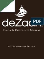 DeZaan - Cocoa & Chocolate Manual