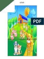 Free_9 Square Puzzle