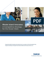 Rhode Island Innovates - Brookings Report