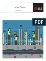Jones Lang Lasalle (JLL) City Momentum Index 2016-The Rise of Innovation-Orientated Cities