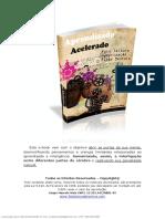 Livro Aprendizado Acelerado - Fotoleitura o Melhor