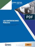 Curso Integral Virtual - Las Contrataciones Públicas