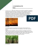 Actividades económicas de Centroamérica.docx
