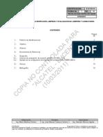 B0206403 Boletin Tecnico Para La Inspeccion, Limpieza y Evaluacion de Jumpers y Conectores Opticos