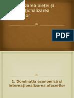 Tema 1-Internationalizare Si Globalizare