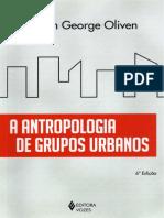 OLIVEN, G. A Antropologia de Grupos Urbanos