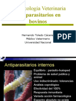 Red ParasitismoGI Antiparasitarios Internos