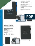 Portfolios and Notebooks