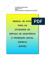 Manual de Apoio Espírita