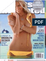 Alto Atacama en Sports Illustrated Swimsuit Issue 2010