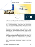 Determining Human Relations With Aliens Vol-3-2-LoBouno