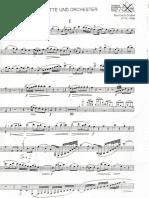 Crusell,Concerto no1(Clarinet Part)