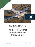 C90AB Pre-Course Study Guide r1.1