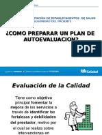 2A Como preparar Plan Autoevaluacion+++