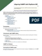 PhpStorm InstallingandConfiguringXAMPPwithPhpStormIDE